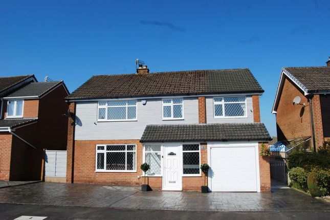 Thumbnail Detached house for sale in Whalley Grove, Ashton-Under-Lyne