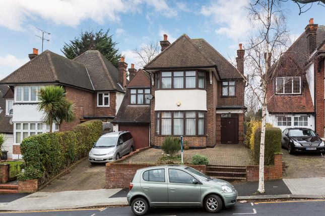 Thumbnail Detached house for sale in Armitage Road, London