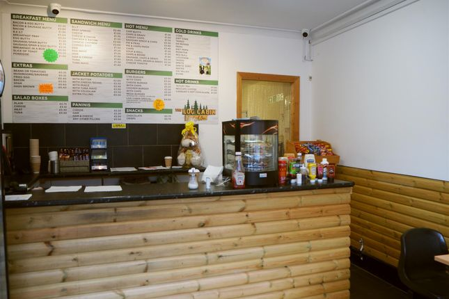 Restaurant/cafe for sale in Cafe & Sandwich Bars WF10, West Yorkshire