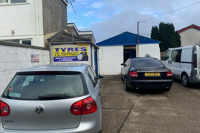 Thumbnail Parking/garage for sale in Dolcoath Road, Camborne, Cornwall