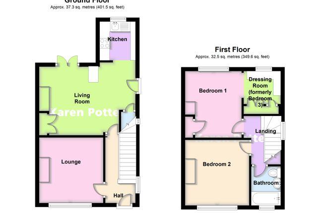 2d Floor Plans of Cobden Road, Southport PR9