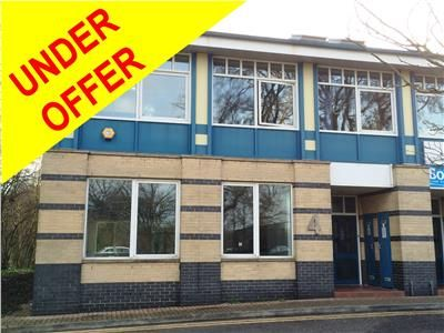 Office to let in Grd Flr, 4 The Courtyard Campus Way, Gillingham Business Park, Gillingham, Kent