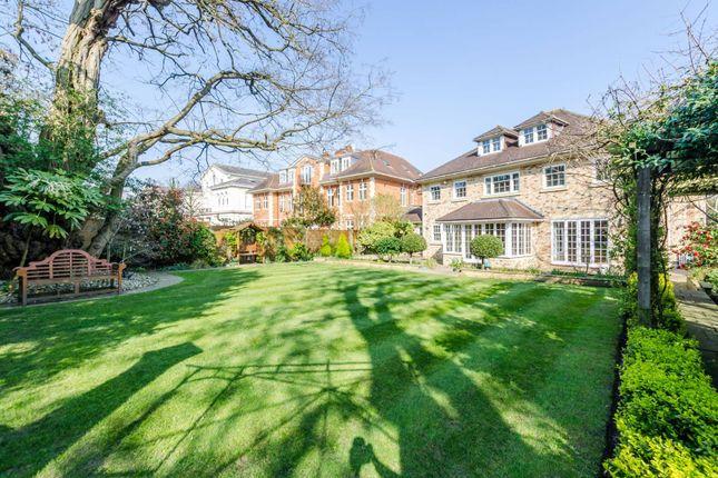 Thumbnail Property to rent in Greenoak Way, Wimbledon Village, London