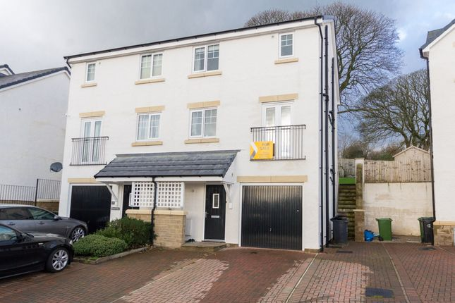 Thumbnail Town house for sale in Union Close, Ulverston, Cumbria