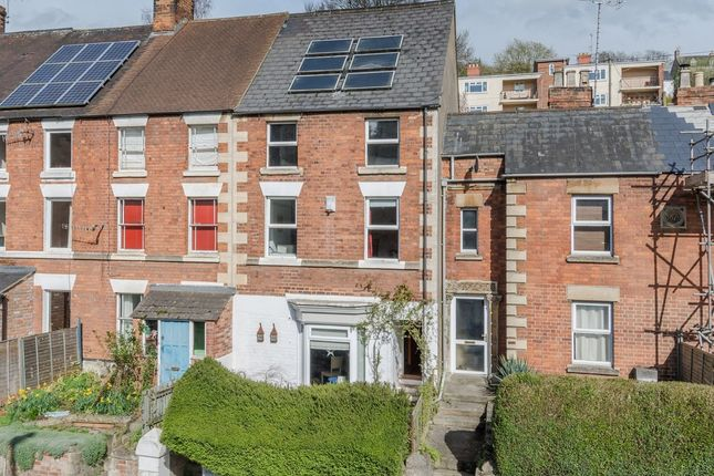 Thumbnail Town house for sale in London Road, Thrupp, Stroud