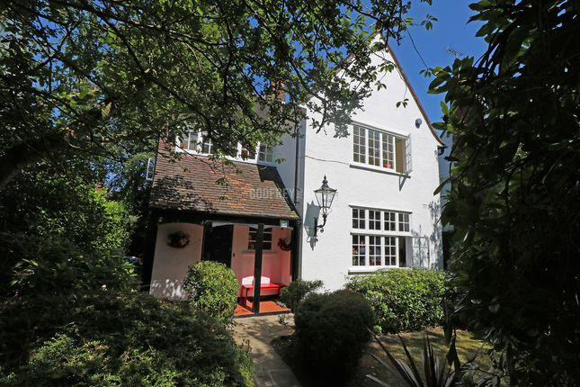 Thumbnail Detached house to rent in Bigwood Road, London