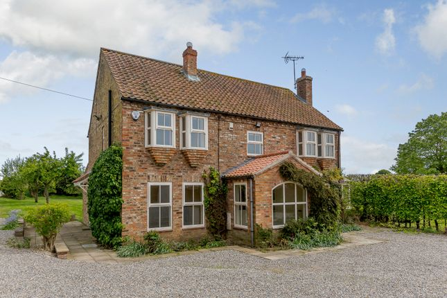 Thumbnail Detached house to rent in Alne Road, Tollerton, York