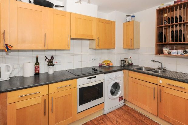 Thumbnail Flat to rent in Fishguard Way, London