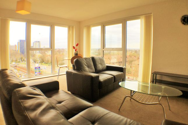 Thumbnail Flat to rent in Ladywell Point, Pilgrims Way, Salford, Greater Manchester