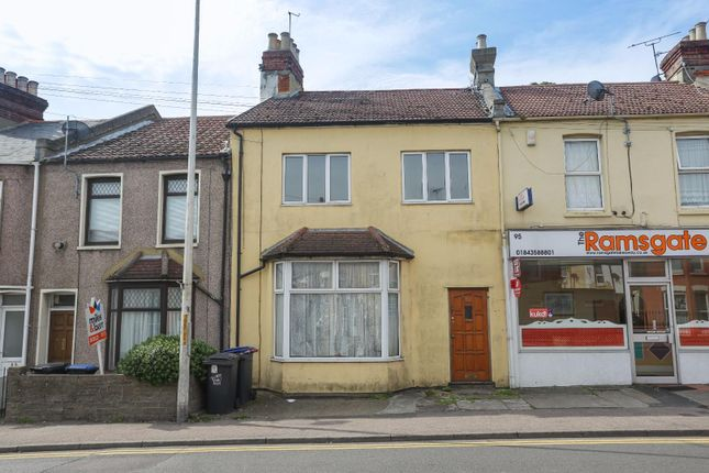 Thumbnail Property for sale in Boundary Road, Ramsgate