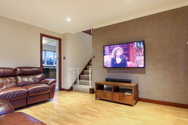 Thumbnail Detached house to rent in Cairnhill Road, Newtonhill, Stonehaven