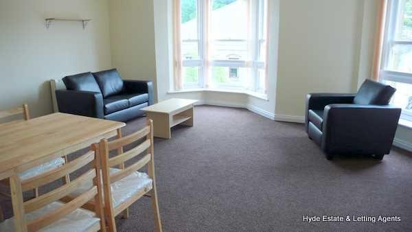 Thumbnail Flat to rent in Flat 4, 89 Spring Gardens, Buxton