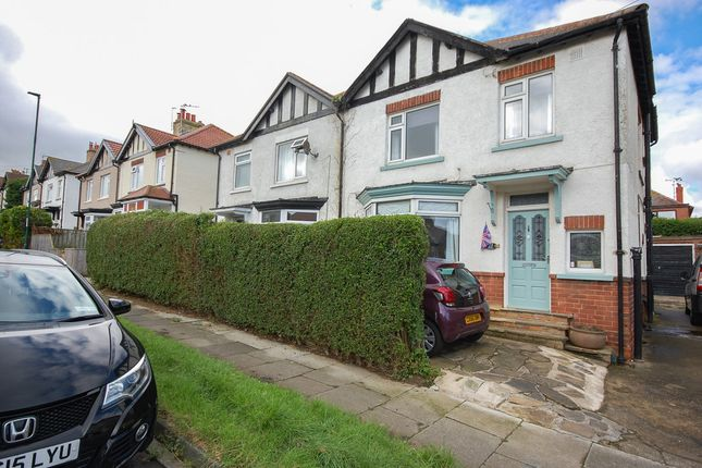 Semi-detached house for sale in Irvin Avenue, Saltburn-By-The-Sea