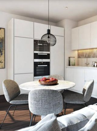 Thumbnail Flat for sale in Eight Casson Square, Southbank Place