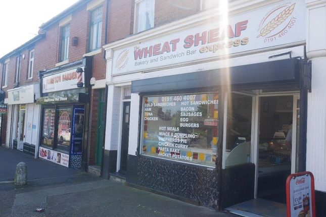 Commercial property for sale in The Wheatsheaf Express, The Crescent, Dunston