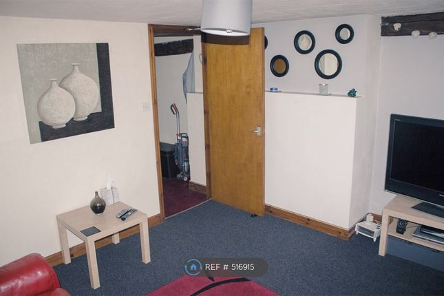 Thumbnail Flat to rent in Weavers Cottages, Congleton