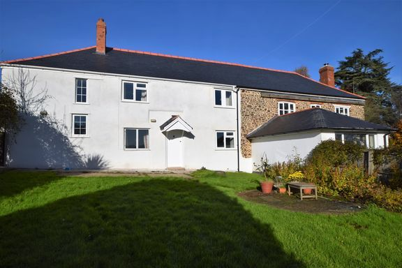 Thumbnail Cottage to rent in Bakers Hill, Tiverton