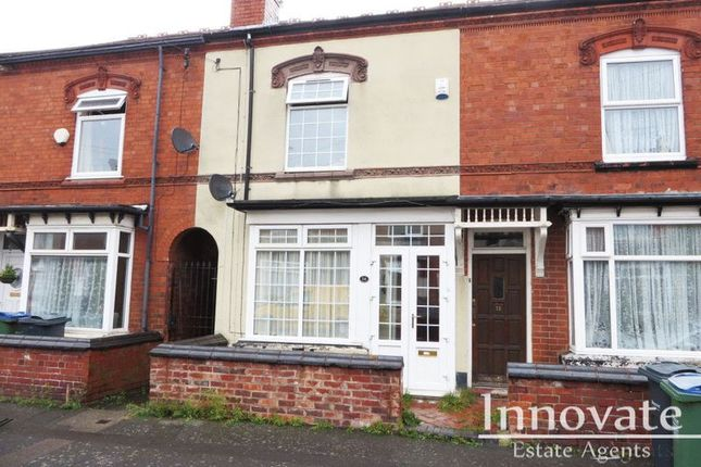 Thumbnail Terraced house for sale in Rawlings Road, Bearwood, Smethwick