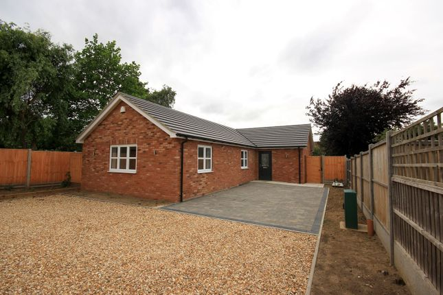 Thumbnail Detached bungalow for sale in Chapel Road, Flitwick