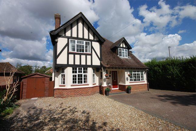 Thumbnail Detached house for sale in Bierton Road, Aylesbury, Buckinghamshire