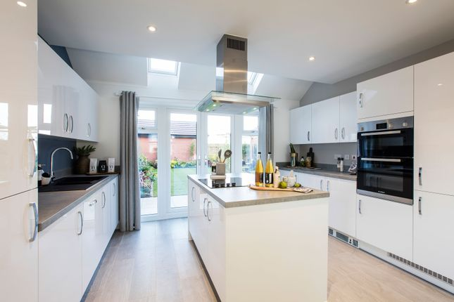 """Thumbnail Detached house for sale in """"The Berrington"""" at Manchester Road, Congleton"""