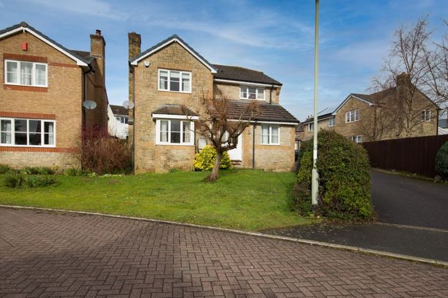 4 bed detached house for sale in Glebelands, Chudleigh, Newton Abbot TQ13