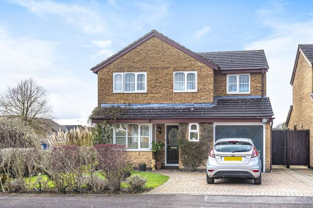 Thumbnail Detached house for sale in Carterton, West Oxfordshire