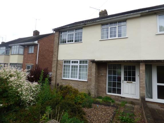 Thumbnail Semi-detached house for sale in St. Albans Road, Abington, Northampton, Northamptonshire