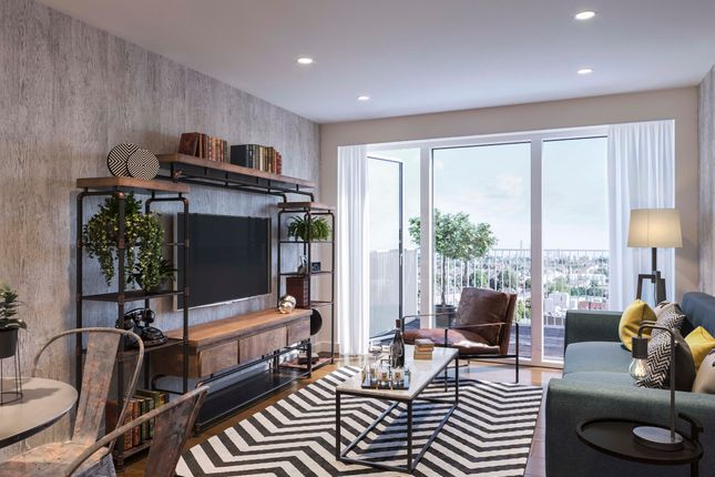 Thumbnail Flat for sale in Mary Neuner Road, London