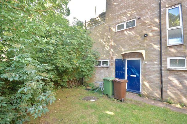 Thumbnail Flat for sale in Culross Walk, Corby