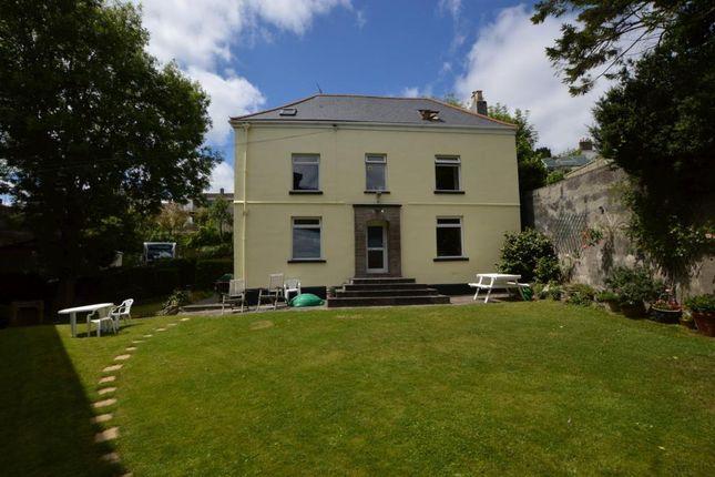 Thumbnail Detached house for sale in Albert Road, Saltash, Cornwall