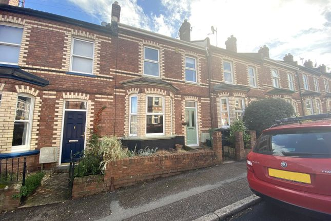Thumbnail 3 bed terraced house for sale in St. Annes Road, Exeter