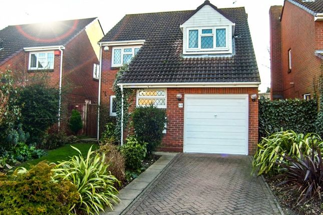 Thumbnail Detached house to rent in Fallowfield, Sittingbourne, Kent