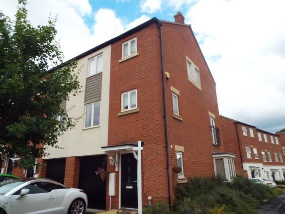 Thumbnail Terraced house for sale in Ferney Hills Close, Great Barr, Birmingham, West Midlands