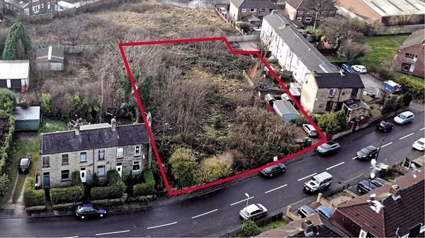 Thumbnail Land for sale in Land At, Common Road, Batley