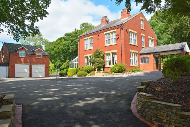 Thumbnail Detached house for sale in Water Lane, Hollingworth
