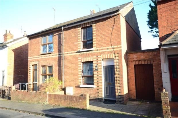 2 bed semi-detached house for sale in Wilson Road, Reading, Berkshire