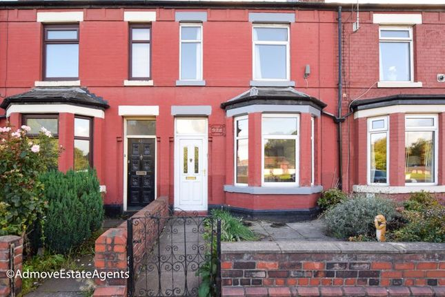 2 bed terraced house to rent in Knutsford Road, Latchford WA4