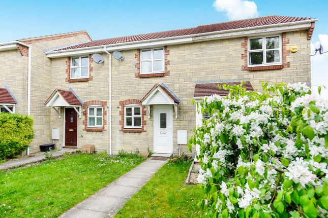 Thumbnail Terraced house for sale in Nightingale Drive, Westbury