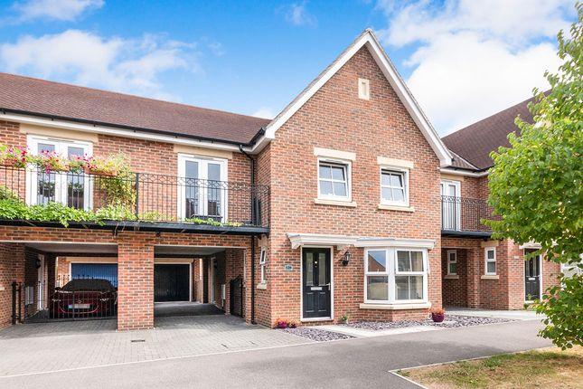 Thumbnail Semi-detached house for sale in Avington Way, Sherfield-On-Loddon, Hook