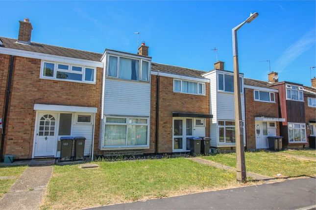 Thumbnail Terraced house for sale in Barn Mead, Harlow