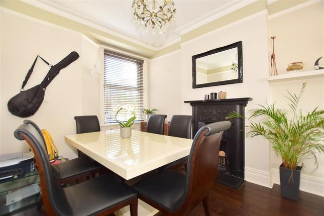 Thumbnail Semi-detached house for sale in Leighton Road, Hove, East Sussex
