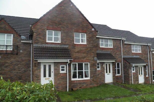 Thumbnail Terraced house to rent in Ffordd Y Wiwer, Tregof Village, Swansea Vale, Swansea