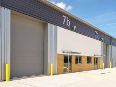 Industrial to let in Unit, Unit 7B, Access 18, Kings Weston Lane, Avonmouth