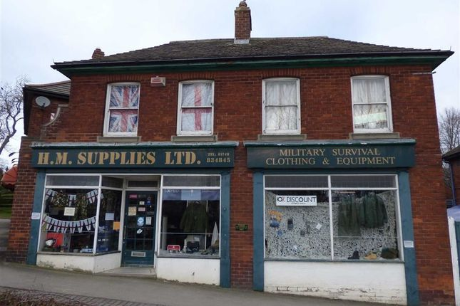 Thumbnail Retail premises for sale in Richmond Road, Catterick Garrison, North Yorkshire
