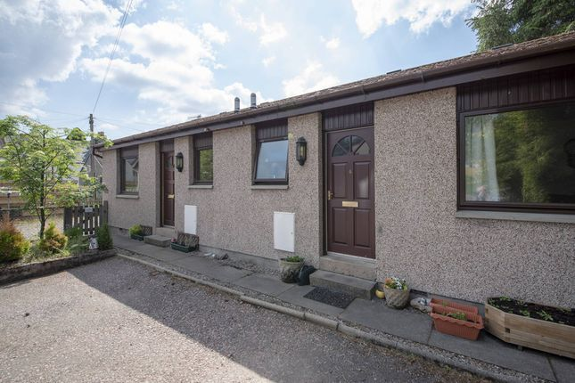 Semi-detached bungalow for sale in James Court, Kingussie, Inverness-Shire, Highland