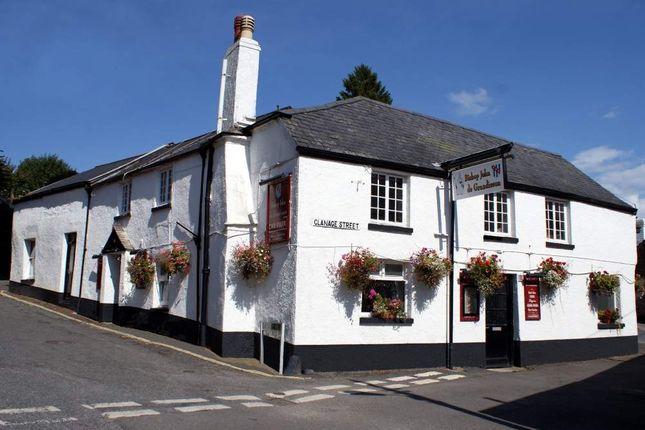 Pub/bar for sale in The Bishop John De Grandisson Inn, Bishopsteignton