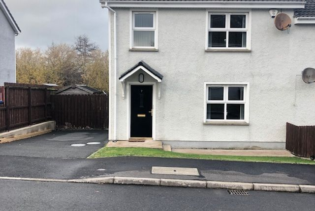 Thumbnail Semi-detached house for sale in Derrymore Road, Newry