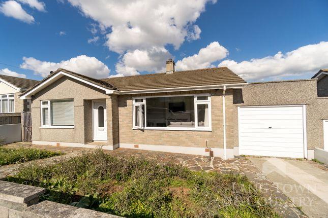 Thumbnail Detached bungalow for sale in Peters Close, Elburton, Plymouth, Devon