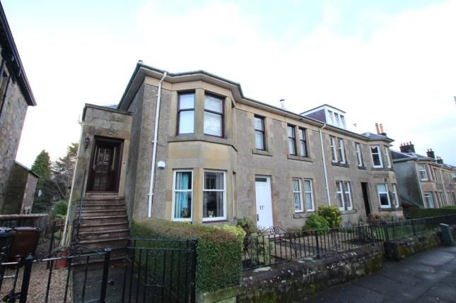 Thumbnail Flat for sale in Newton Street, Greenock, Inverclyde